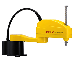 FANUC adds to SCARA materials handling robot range